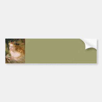 Cludia by Sophie Anderson Bumper Sticker