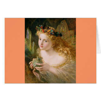 Cludia by Sophie Anderson Card