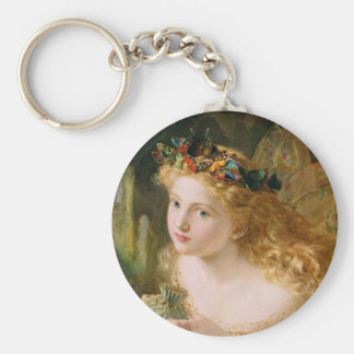 Cludia by Sophie Anderson Keychain