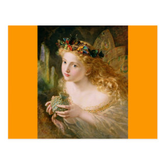 Cludia by Sophie Anderson Postcard