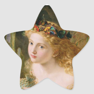 Cludia by Sophie Anderson Star Sticker