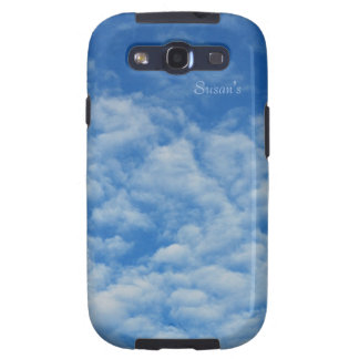 Cludy sky Samsung Case-Mate Case Galaxy S3 Covers