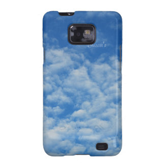 Cludy sky Samsung Case-Mate Case Galaxy SII Cases