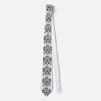 Clue Coat of Arms - Family Crest Neck Tie