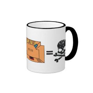 Clue Equation Coffee Mug