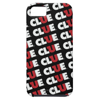Clue Logo iPhone 5 Cover