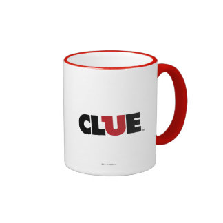 Clue Logo Coffee Mug