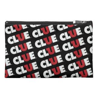 Clue Logo Travel Accessory Bag