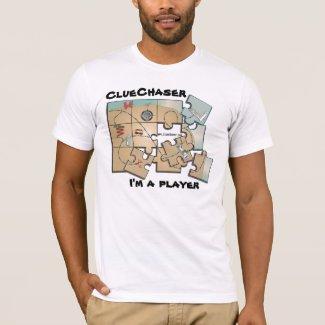 ClueChaser Puzzle Shirt shirt