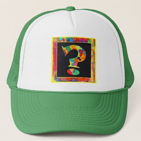 Clueless but Psychedelic Cap