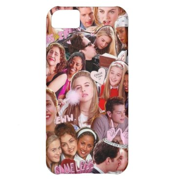 Clueless Collage Case