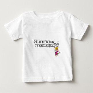 Clueless Ruler Official Band Merchandise! Baby T-Shirt