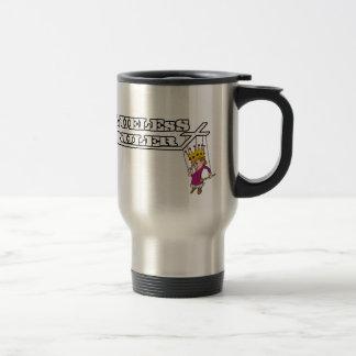 Clueless Ruler Official Band Merchandise! Travel Mug