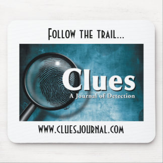 Clues Journal Mousepad