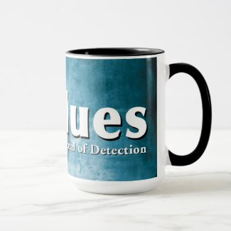Clues Journal Mug