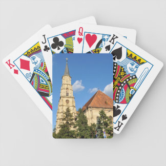Cluj-Napoca, Romania Bicycle Playing Cards