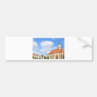Cluj-Napoca, Romania Bumper Sticker