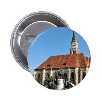 Cluj Napoca, Romania Button