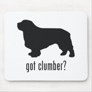 Clumber Spanie Mouse Pad