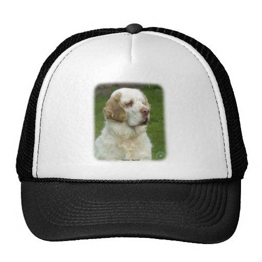 Clumber Spaniel 9Y003D-101 Mesh Hats