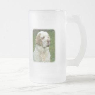 Clumber Spaniel 9Y003D-101 Coffee Mugs