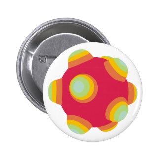 ClumpBubble - Bright! Pinback Button