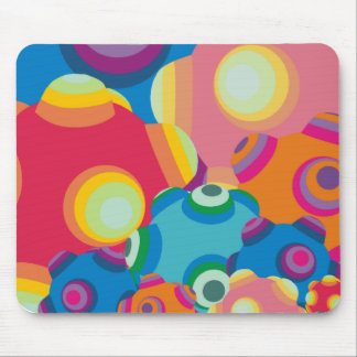 ClumpBubble Collage Mousepad