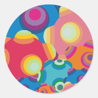 ClumpBubble Collage Stickers