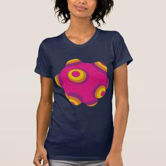 ClumpBubble Pink Purple Orange T-Shirt