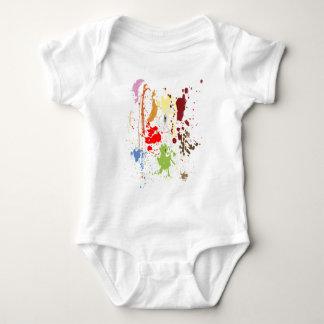Clumsy gourmet baby bodysuit
