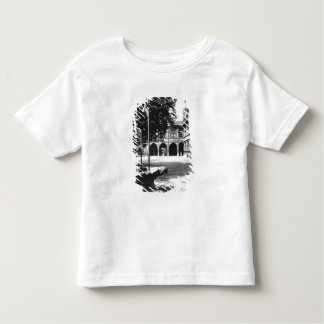 Cluny Hotel seen from the courtyard, Paris Toddler T-shirt