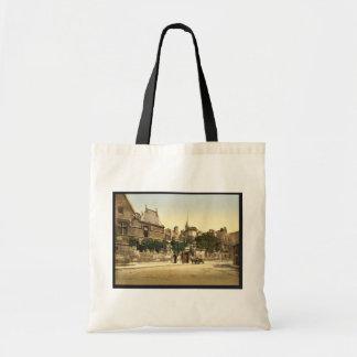 Cluny Museum Paris France vintage Photochrom Bag