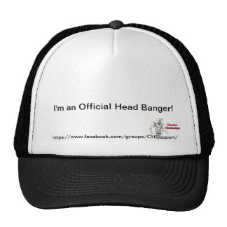 Cluster Headaches Support Group - Cap Mesh Hats