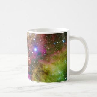 Cluster NGC 2467 Skull and Crossbones Nebula Coffee Mug