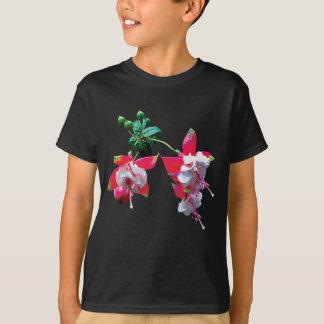 Cluster of Fuschia Kids T-Shirt