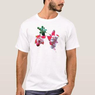 Cluster of Fuschia Mens T-Shirt