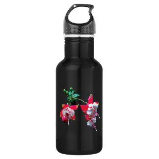 Cluster of Fuschia Water Bottle
