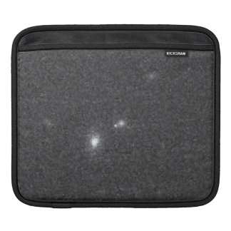 Cluster of Galaxies with Recent Supernova - Detail iPad Sleeve