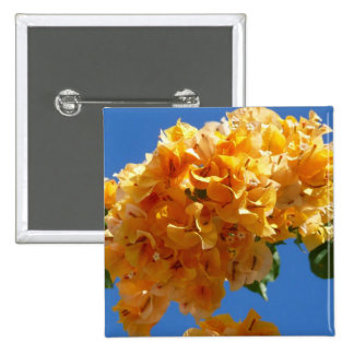 Cluster of Golden Bougainvillea Button