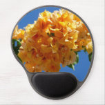 Cluster of Golden Bougainvillea Gel Mouse Pad