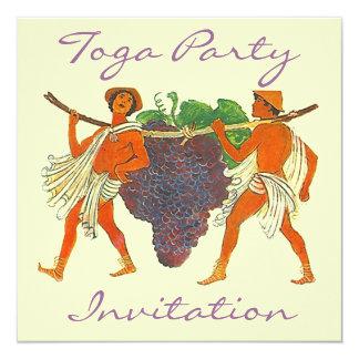 Toga Party Invitations Announcements Zazzle