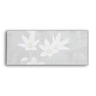 Cluster of Wildflowers Stationery Envelopes
