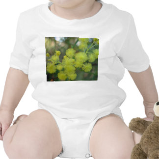 Cluster of Yellow Wattle Flower T-shirt