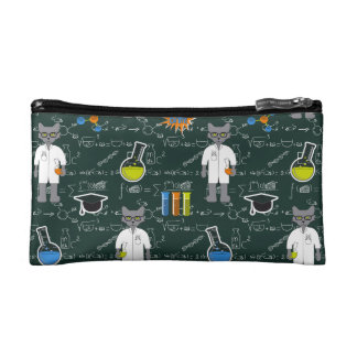 Clutch Bag Professor Cat