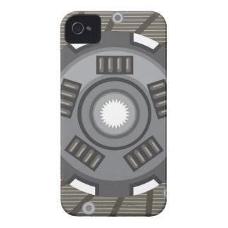 Clutch disc iPhone 4 Case-Mate case