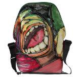 Clutch Messenger Bag