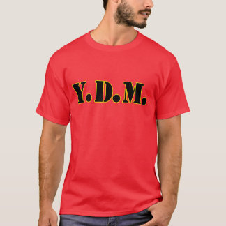 "Clutch Moto Designs ""YDM"" T-Shirt"
