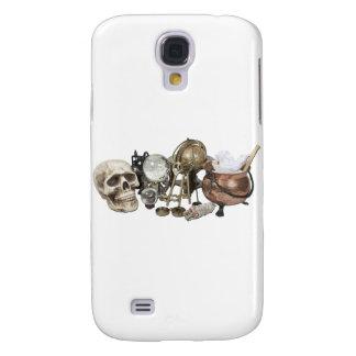 ClutteredWitchCorner070111 Samsung S4 Case