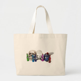 ClutteredWitchPotions091309 Tote Bag