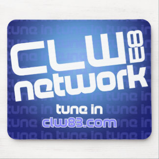 CLW83 Network - Tune In Mousepad
